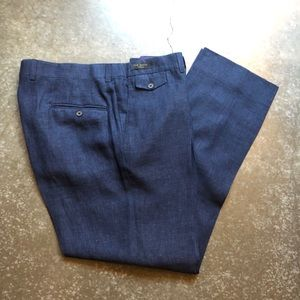 Men's Ted Baker London Linen Trousers